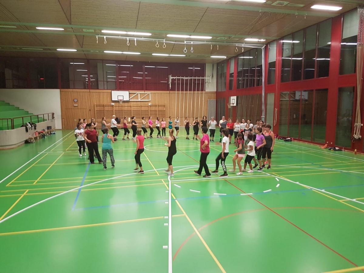 Société de gym la Coccinelle